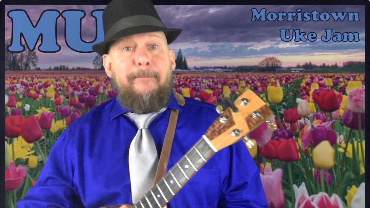 Tiptoe through the tulips | ukulele songs, ukulele music, ukulele.
