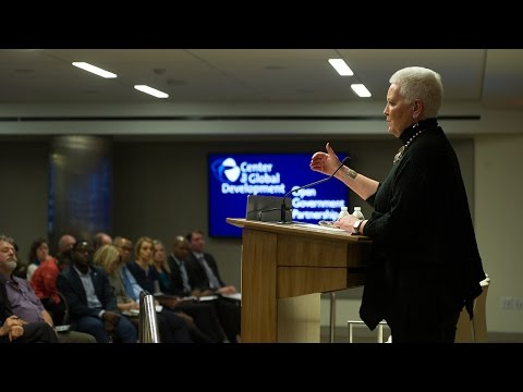 A Conversation with USAID Administrator Gayle Smith