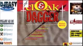Cloak and Dagger Riddim Mix 1997 (shocking vibes, Clarkey+Blackey & Black label) Mix By Djeasy