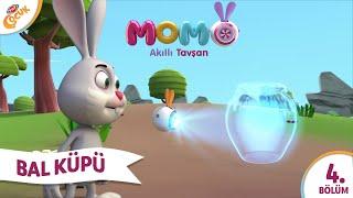 Akıllı Tavşan Momo  4. Bölüm - Bal Küpü