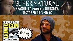 SUPERNATURAL: Interview mit Jared Padalecki zur 14. Staffel der Mysteryserie | SDCC 2018