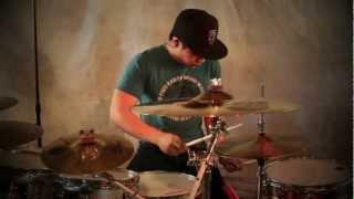 "Ronie Delfin | ""Gravity"" Medley - Lecrae | Drum Cover"