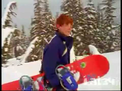 Shaun White 13 years old