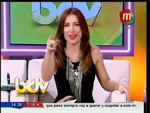 Benjamin Vicuña  Y Natalia Oreiro Presentacion Entre Canibales