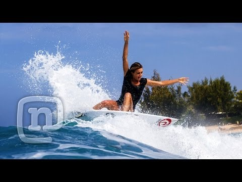 Alana Blanchard Oahu Surfing & Sports Illustrated Swimsuit Issue: Surfer Girl, Ep 201