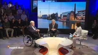 Helmut Schmidt und Joachim Gauck im Gespräch