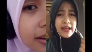 Video Smule Hasbi Robbi Santri wati merdu banget download MP3, 3GP, MP4, WEBM, AVI, FLV Juli 2018