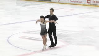 Александра Каргулина Илья Калашников ПП Соревнования на призы Тарасовой 2021