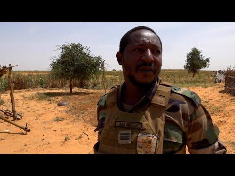 The hunt for jihadists in Africa's Sahel region