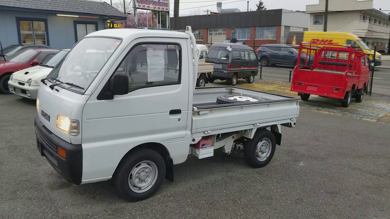 hight resolution of for sale 1992 suzuki carry 4wd axle lock diff lock f6a dd51t