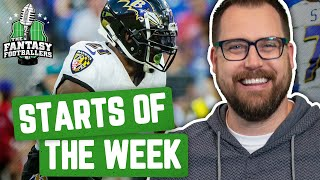 Fantasy Football 2019 - Starts of the Week, Wk 1 Matchups, Super Bowl Picks - Ep. #768