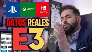 PlayStation NO VA AL E3 2020 VEAMOS DATOS REALES de PlayStation XBOX y NINTENDO en ese EVENTO