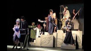 舞台『BRAVE10』公開ゲネプロ!中村優一、遊馬晃祐らが繰り広げる激しい殺陣| エンタステージ