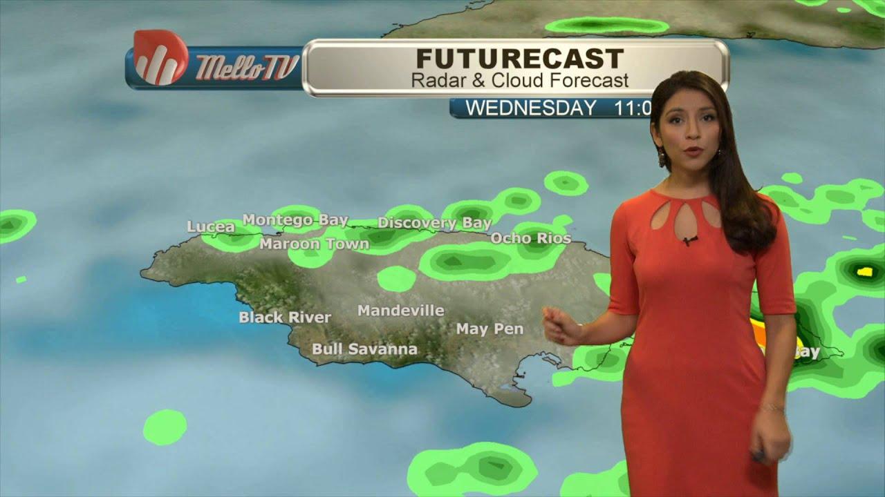 Jamaica Weather Forecast, 11/25/15 - YouTube