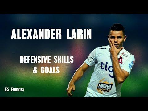 Alexander Larin ● Defensive Skills & Goals | 2017