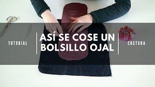 En este tutorial aprenderas en detalle hacer un bolsillo tipo fuelle o cargo detalladamente . Recuerda que puedes seguir todas nuestras novedades y tutoriales ...