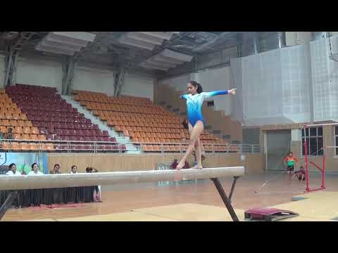Riya Sharma GUJ | EF BB | Junior | Pune Nationals 2019