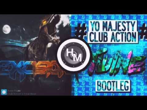 Club Action x Final Boss Yo majesty x Excision & Dion Timmer Mashup