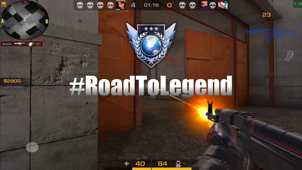STANDOFF 2 Full Competitive Match Gameplay  Poco X3 Pro 120fps Road To Legend 4