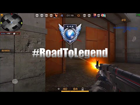 STANDOFF 2 Full Competitive Match Gameplay - Poco X3 Pro 120fps [Road To Legend #4]
