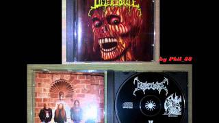 Deteriorate Shadows Of Death Album Rotting In Hell 1993