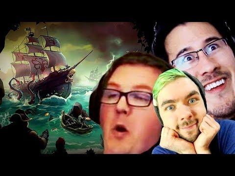 BACK TO THE SEAS | Sea of Thieves Beta Part 4
