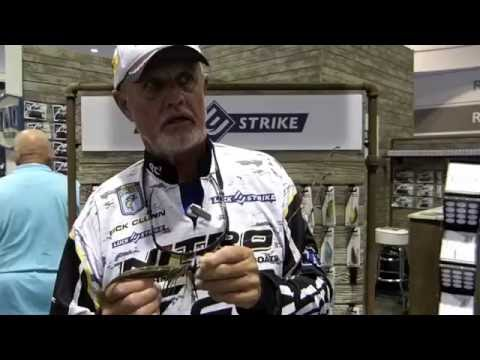 ICAST 2016 Rick Clunn On The Luck E Strike Trickster 2
