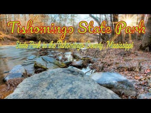 Visiting Tishomingo State Park, State Park in the Tishomingo County, Mississippi, United States