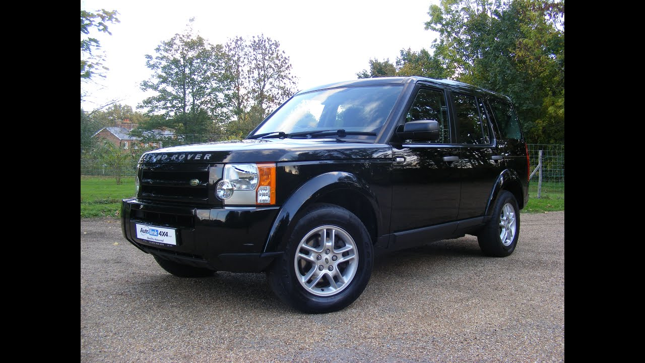 Land Rover Discovery TDV GS For Sale In Kent YouTube - Land rover discovery dealer