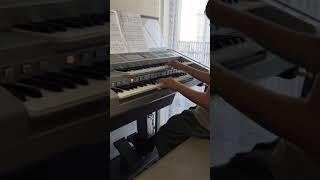 難しい曲だから、苦戦してましたが、かなり上手になりました!