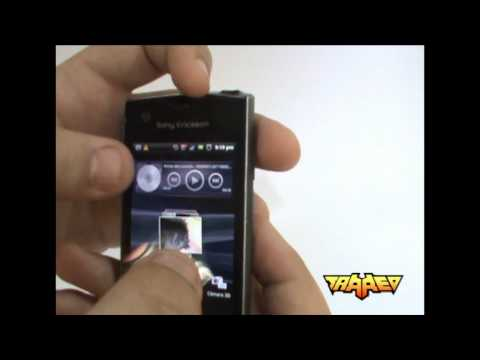Review - Sony Ericsson Xperia Ray