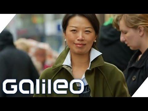 Klein China in Düsseldorf | Galileo | ProSieben