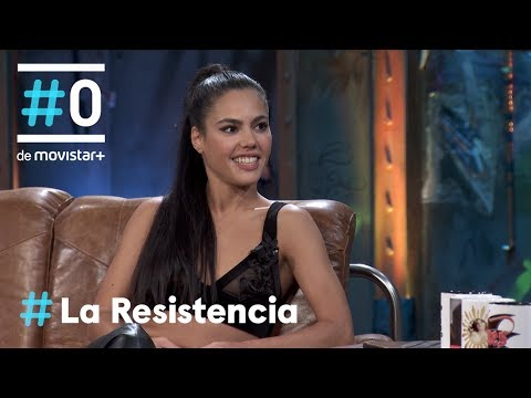 LA RESISTENCIA - Entrevista a Apolonia Lapiedra | #LaResistencia 24.10.2019