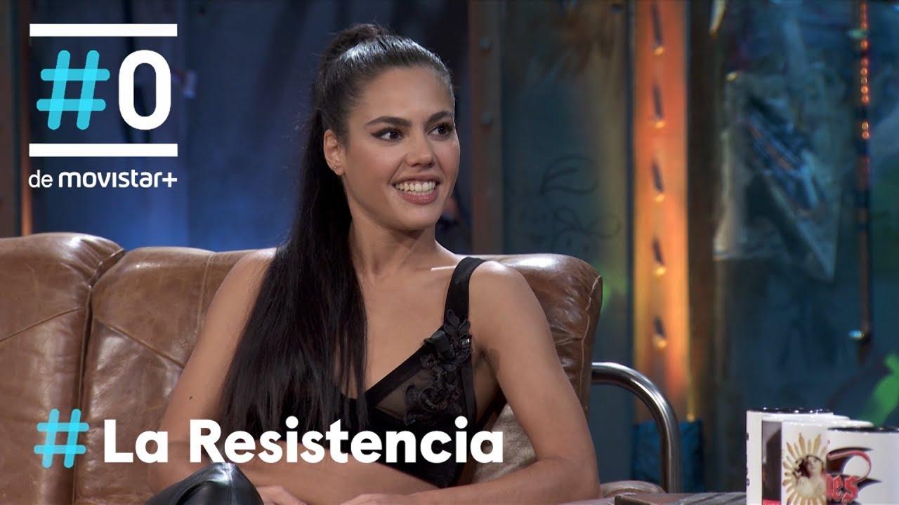 """Acrtiz Porno Española ✅ la actriz porno apolonia lapiedra en """"la resistencia"""