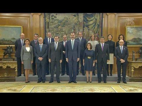 El nuevo gobierno de Rajoy reivindica su vocación de diálogo y compromisos con Bruselas