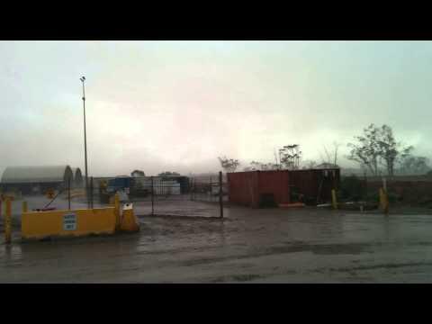 Olympic Dam Storm
