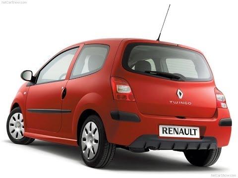 Рено Твинго 2. 2009 года. Двигатель. Интерьер. Обзор!!! Renault Twingo II