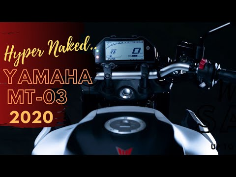 2020 YAMAHA MT 03 PRICE, SPECS & REVIEW