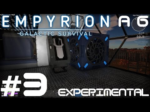 ARMOR LOCKER, VENTILATOR AND REPAIR STATION | Alpha 6 Exp Branch | Part 3