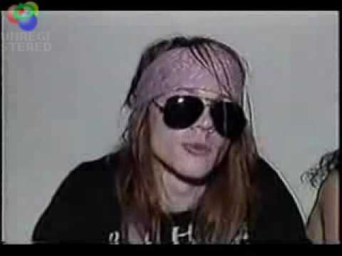 axl rose – candy