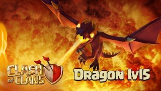 Clash of clans - Dragons TH 11