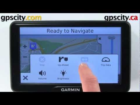 Garmin Nuvi 2797LMT: Map Tools With GPS City