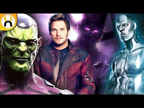 Disney FOX Deal Insane Cosmic MCU Phase 4 Potential