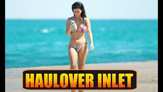 GIRL FLASHING THE CAMERA | Haulover is on FIRE | Boat Zone