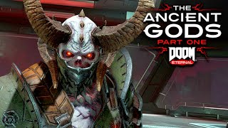 DOOM Eternal The Ancient Gods Gameplay Deutsch #02 - Ich sehe ROT