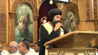 HG Bishop David- Submissiveness- Nahda 2012