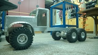 kraz 255 1 10 rc by wnukulaboratory part 2 only pics