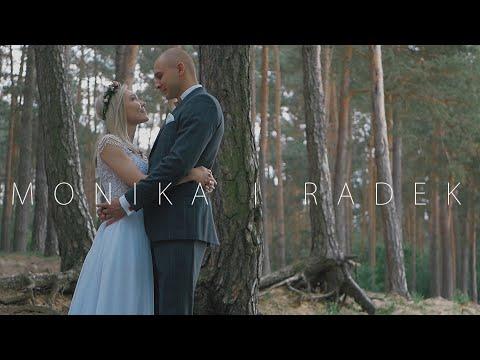 Monika i Radoslaw - teledysk ślubny