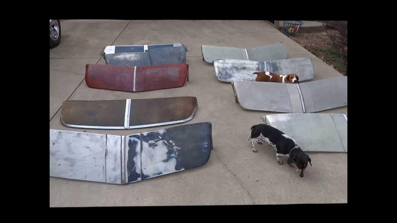 Lot upcoming Exterior Sunvisors Fulton - YouTube 33249d306cf