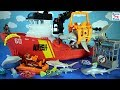 Animal Planet Deep Sea Animals Shark Toys Playset For Kids Learn Animal Names Video mp3